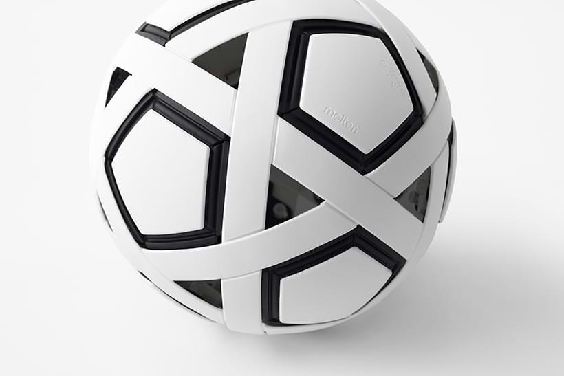 Nendo Football Kit Fussball