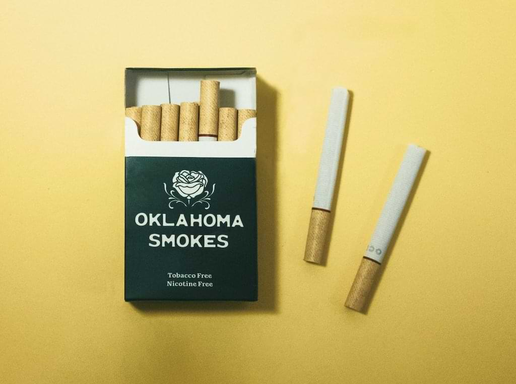 Oklahoma Smokes Zigaretten