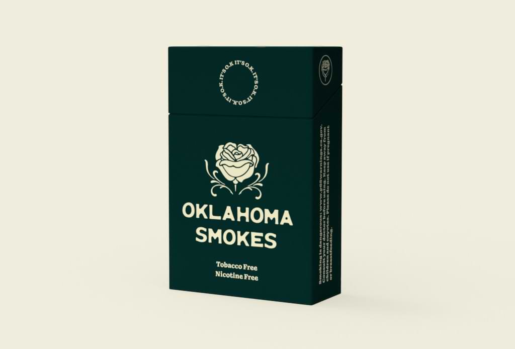 Oklahoma Smokes- Tabacco and Nicotine fre