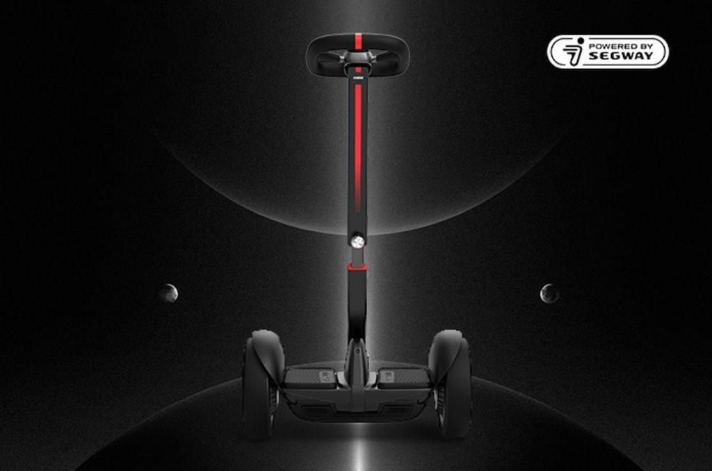 Segway Ninebot S Max Elektro-Scooter