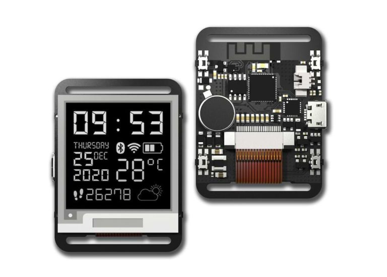 Squarofumi Watchy Smartwatch