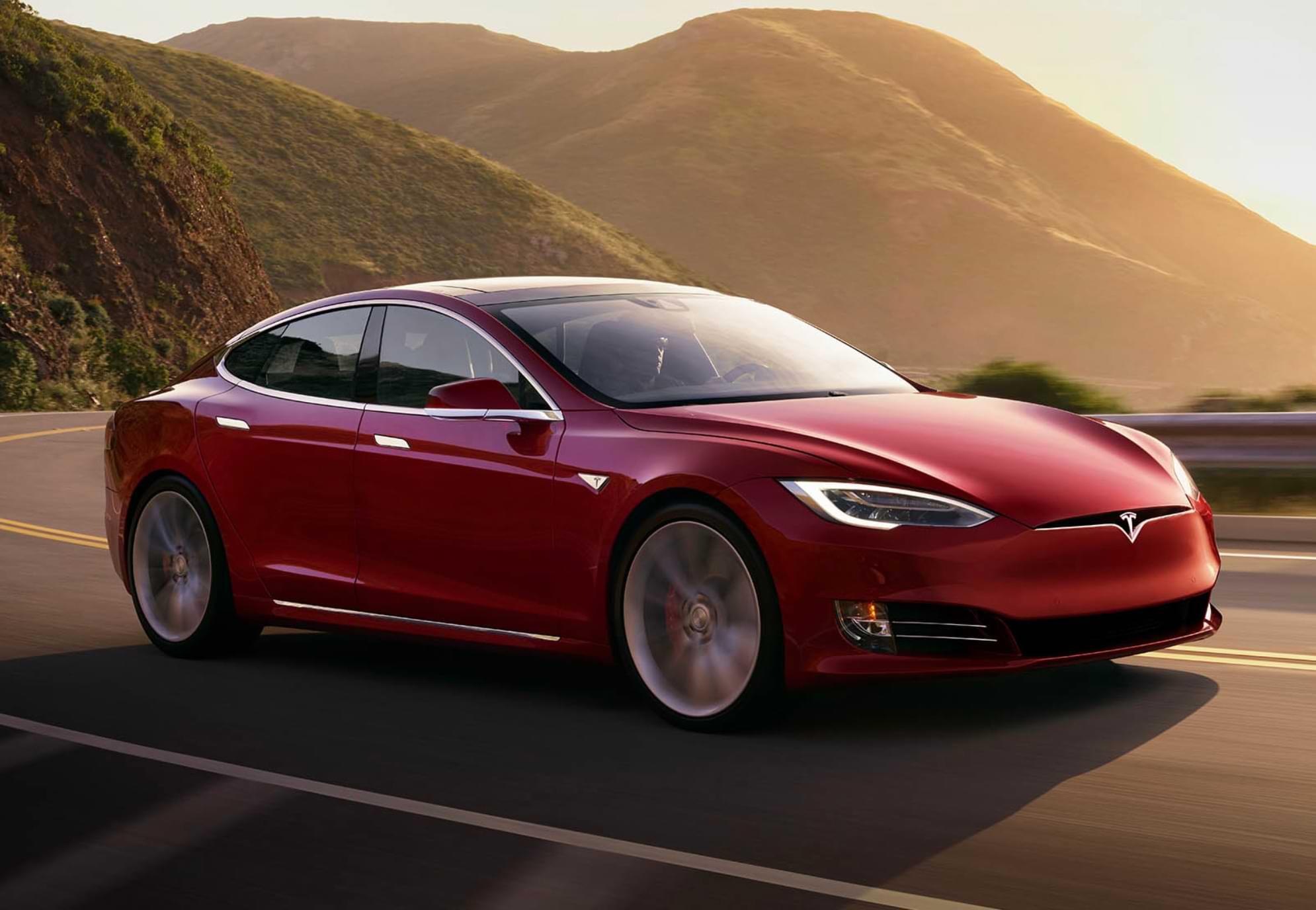 Tesla Model S 2021 Update