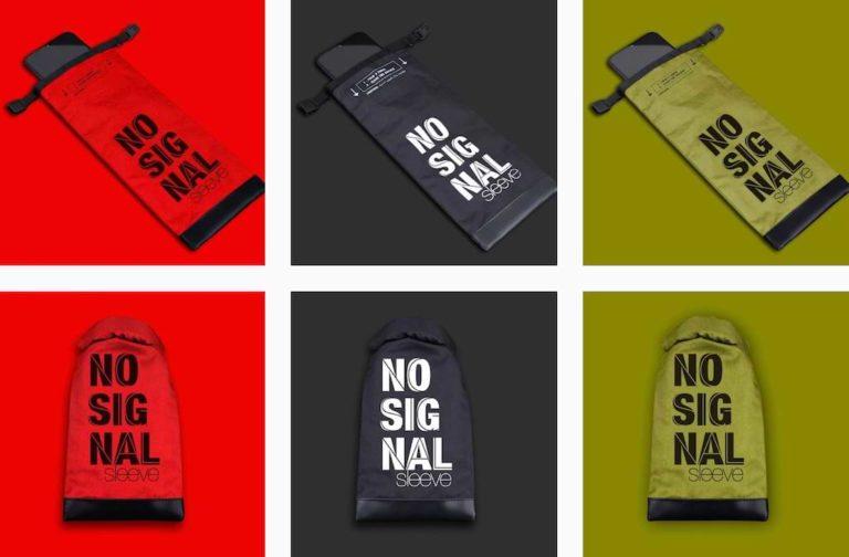 Smartphone-Tasche Toca No Signal Sleeve