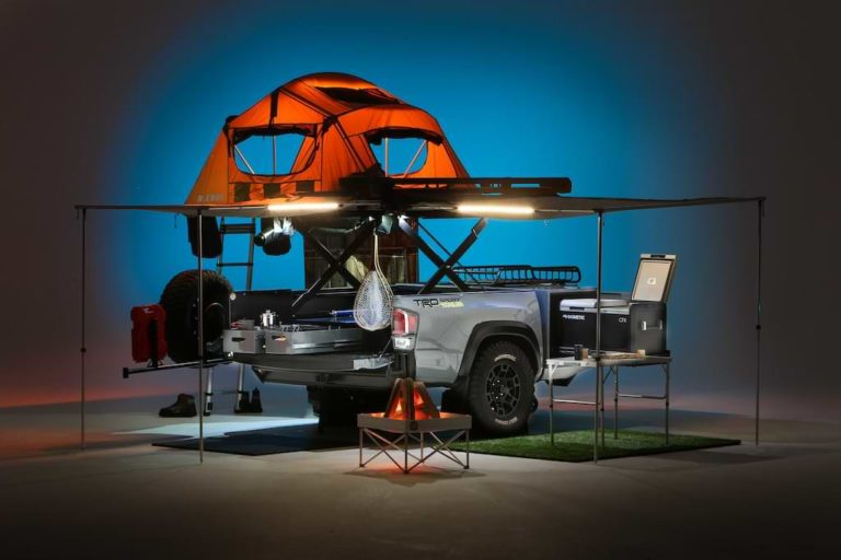 Toyota TRD Sport Trailer