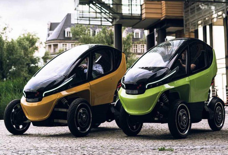 Triggo City Elektroautos