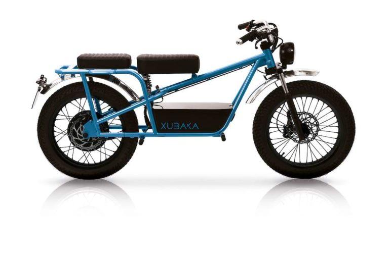 XUBAKA Elektro-Motorrad