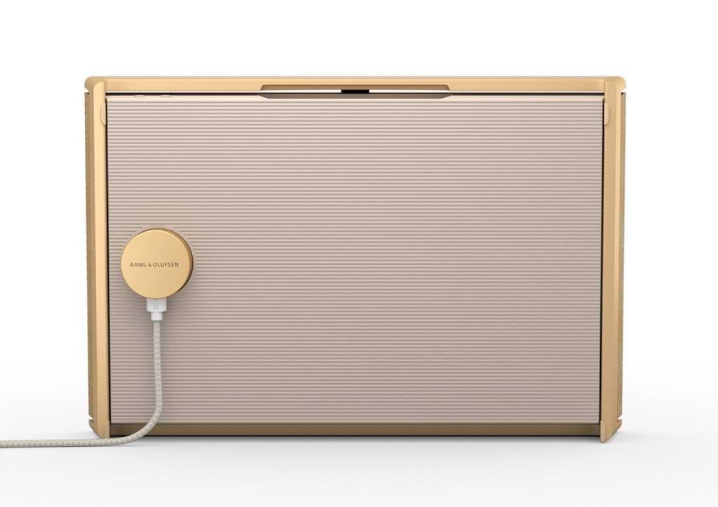 Beosound Level - modularer und nachhaltiger Wi-Fi Lautsprecher