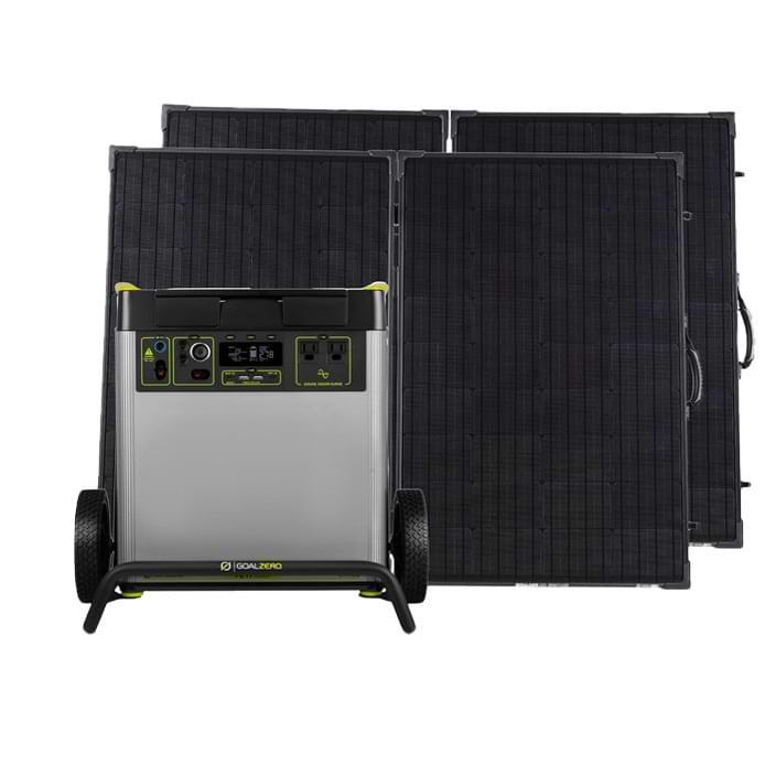 Goal Zero Solarpanel - Cake