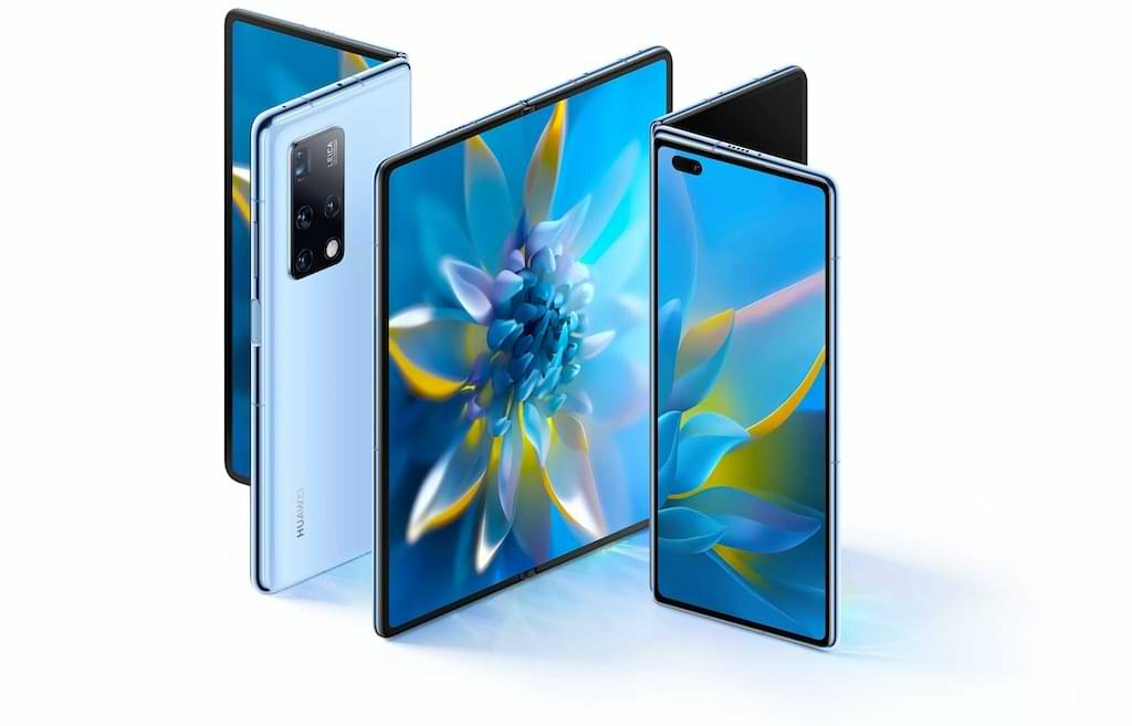 HUAWEI Mate X2 - faltbares Smartphone