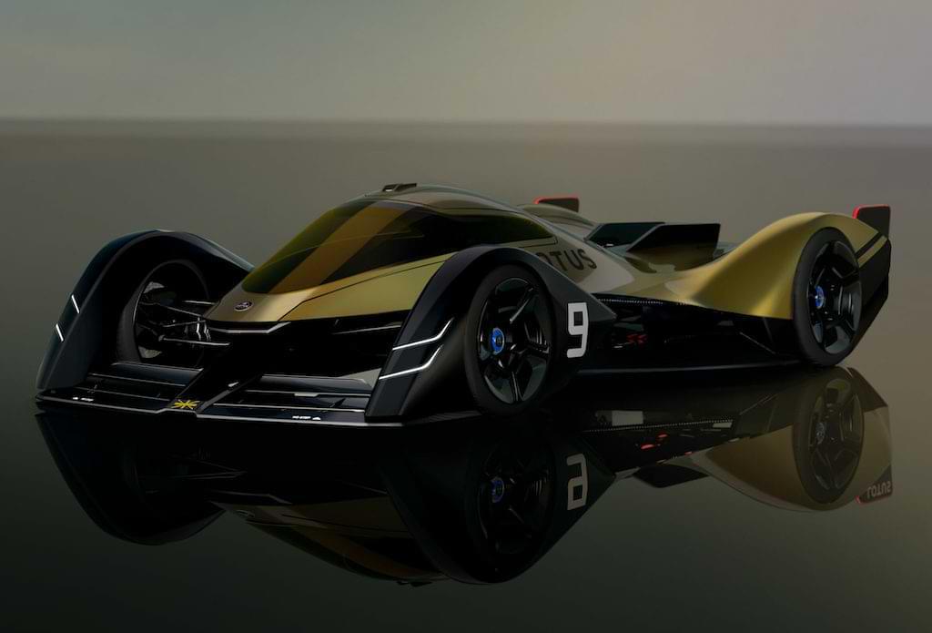 Lotus Endurance Racer 2030