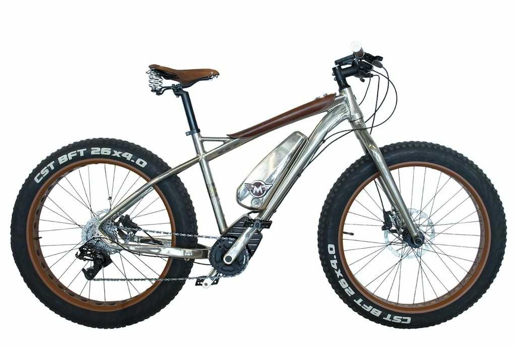 Matchless Urban E-Bike Extreme Edition
