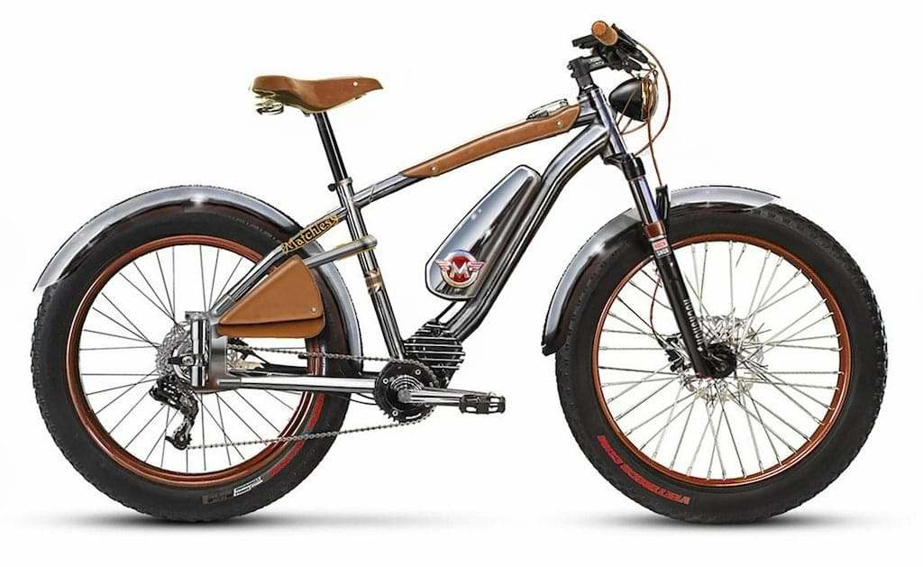Matchless Urban E-Bike