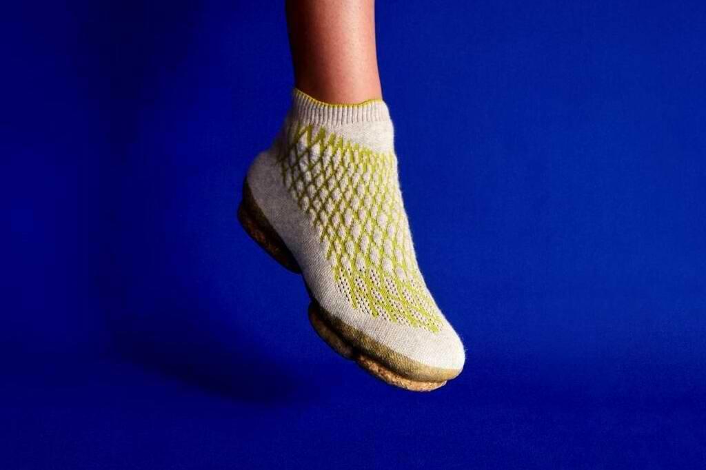 Nachhaltige Sneature Sneaker-Socken
