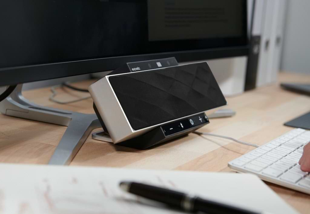 Der Ultraschall Lautsprecher Noveto SoundBeamer 1.0