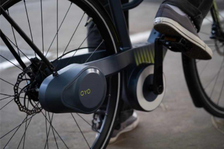 OYO Bike: E-Bike ohne Ketten