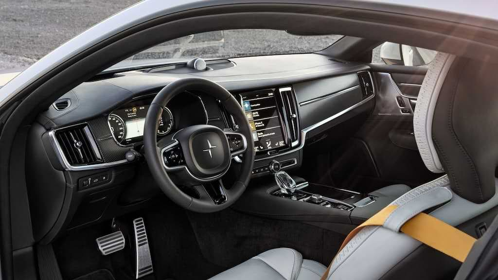 Polestar 1 Connect - Interior und Cockpit