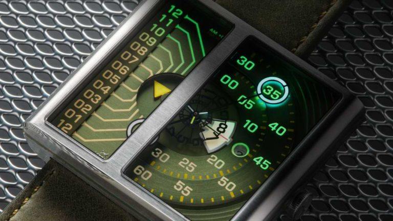 Soloscope 2 Uhr von Xeric Watches