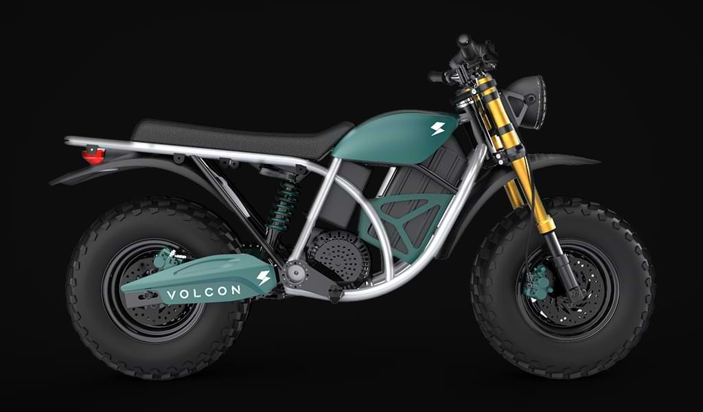 Volcon Runt E-Motorrad für Kinder