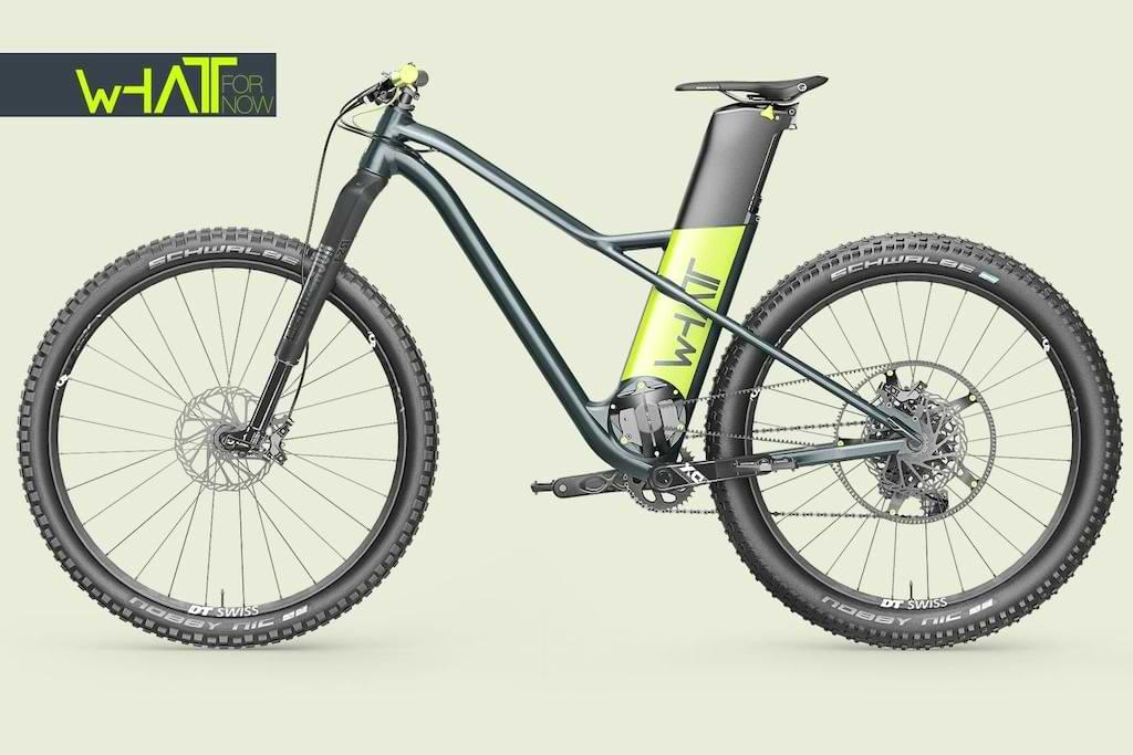 WhaTTfornow E-Bike aus Frankreich