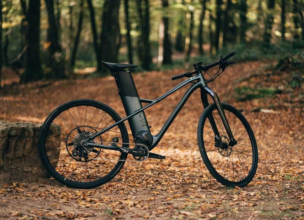 WhaTTfornow E-Bike TT Messenger