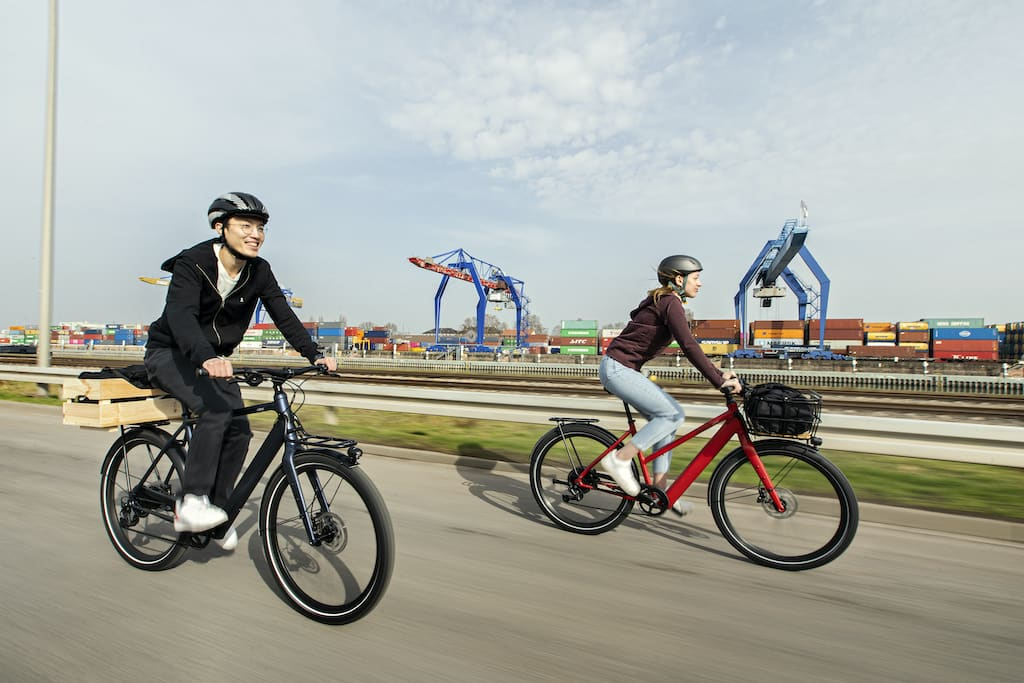 Coboc Brixton E-Bikes