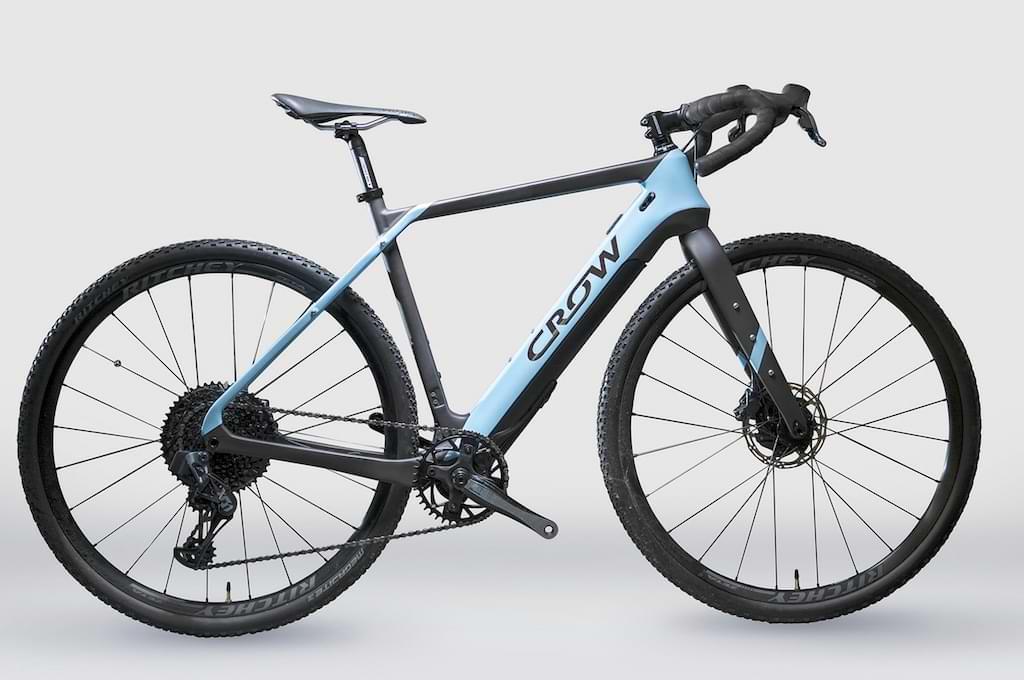 Crow eGravel CF1 E-Bike