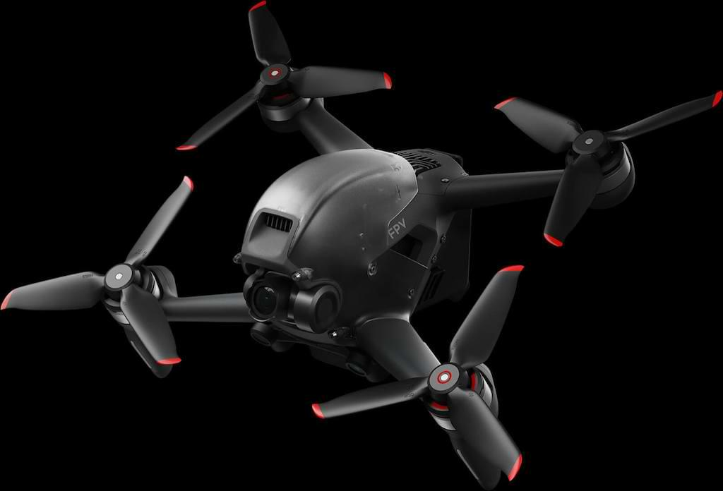 DJI FPV 4K Drohne