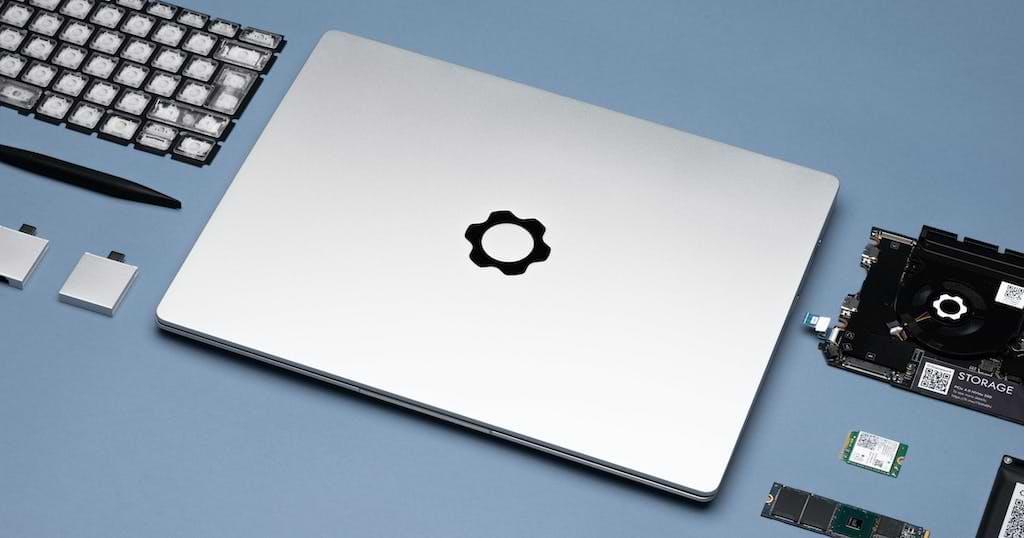 """Das komplett modulare Notebook """"Framework Laptop"""""""