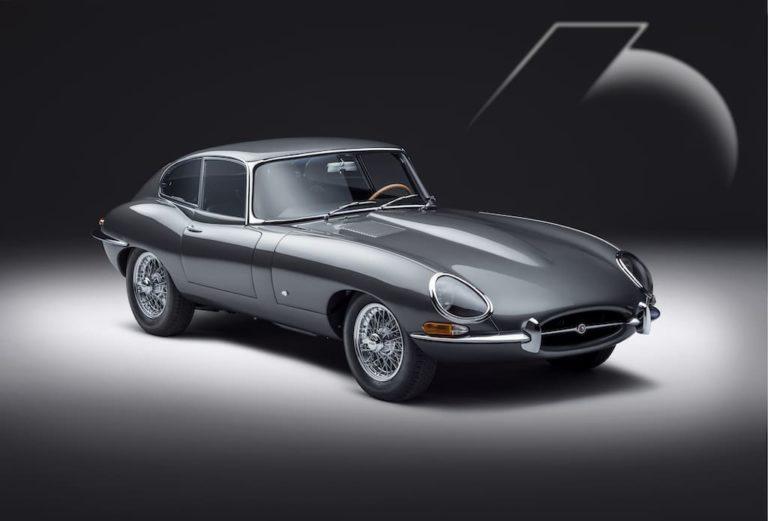 Jaguar E-Type 60 Collection Roadster
