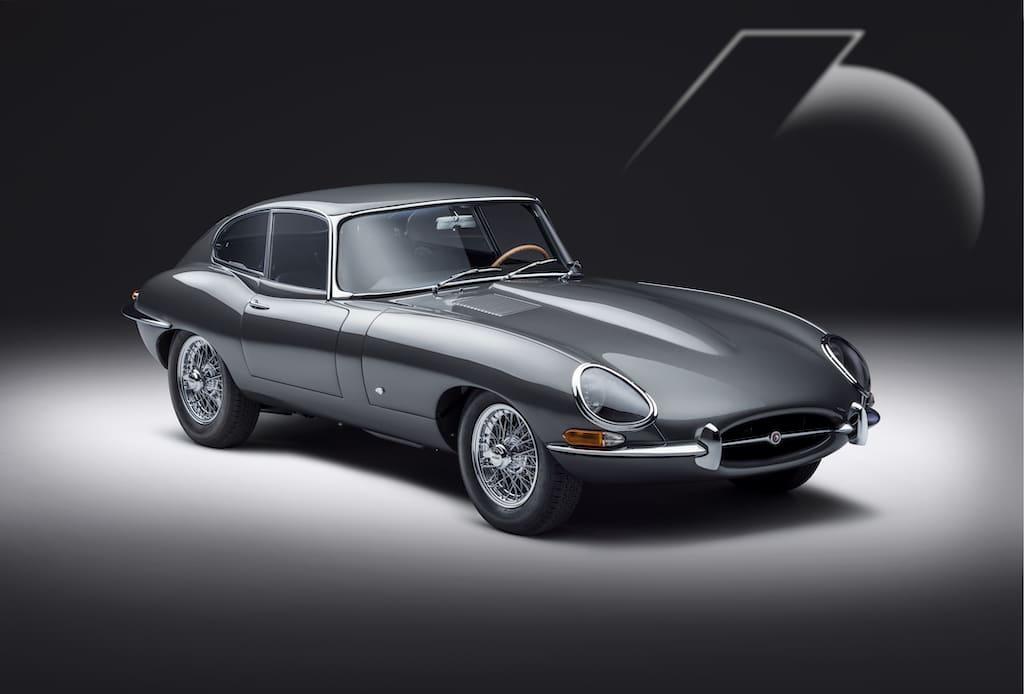 Jaguar E-Type 60 Collection Hommage