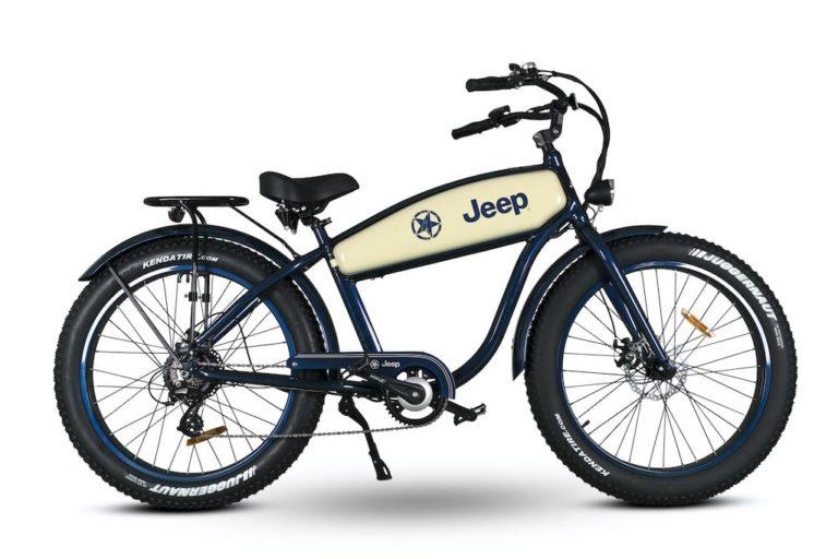 Jeep Cruise CR 7005 E-Bike