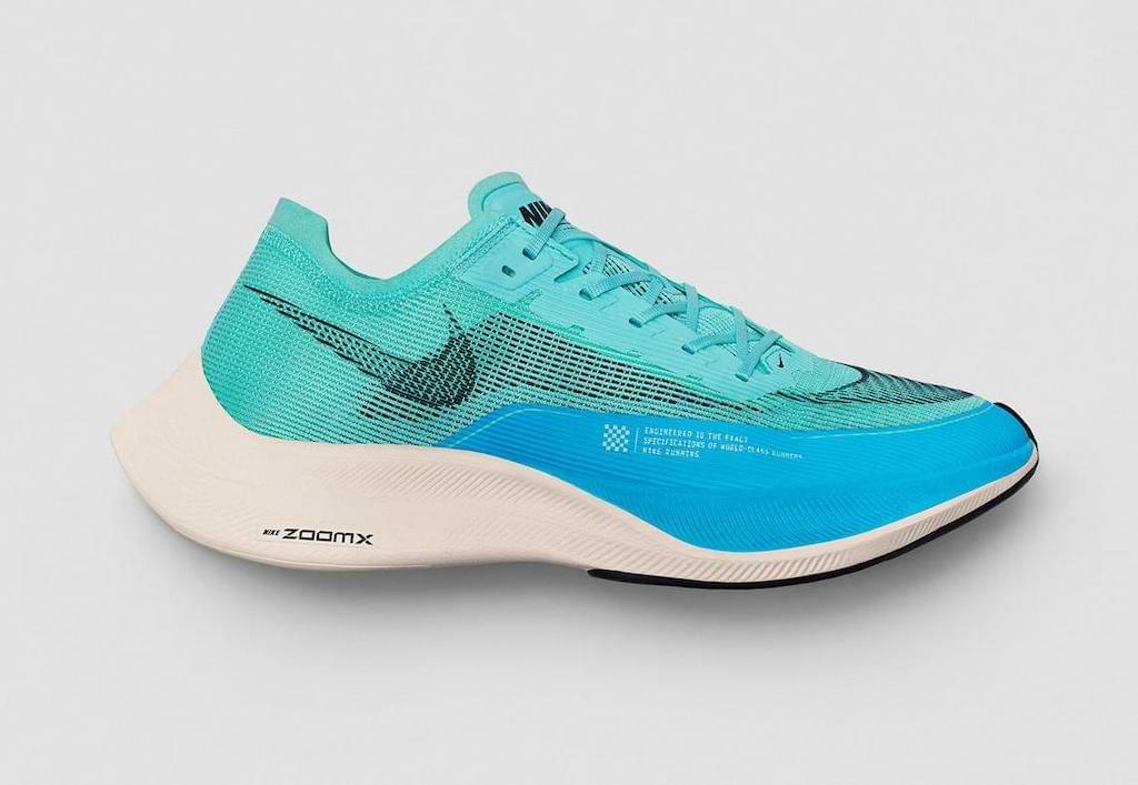 Der Nike Vaporfly NEXT% 2 Laufschuh