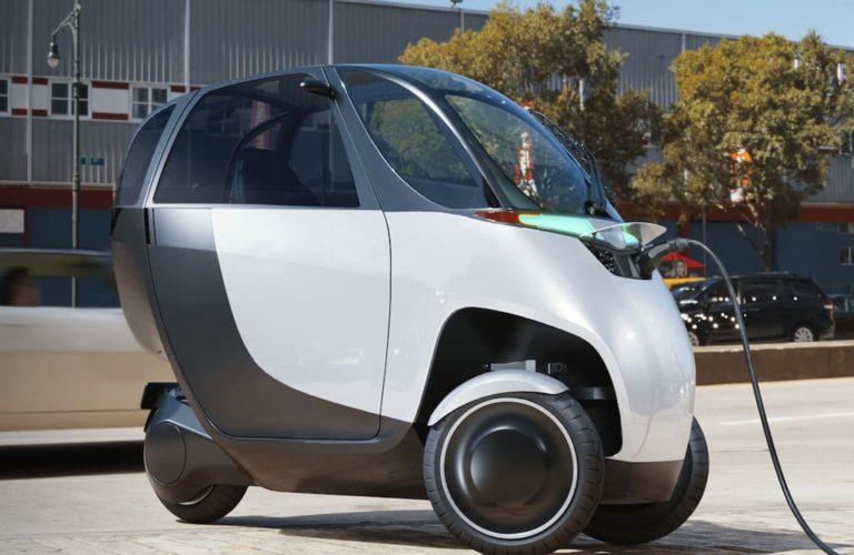 Nimbus Halo Elektroauto/Motorrad
