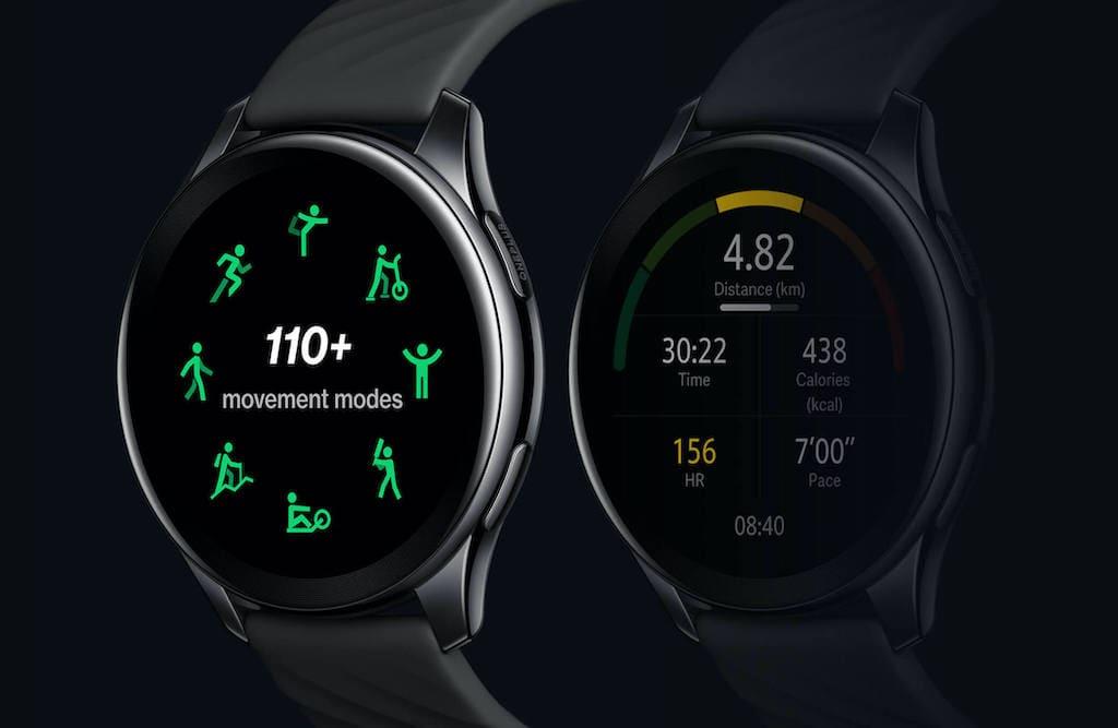 OnePlus Watch Training