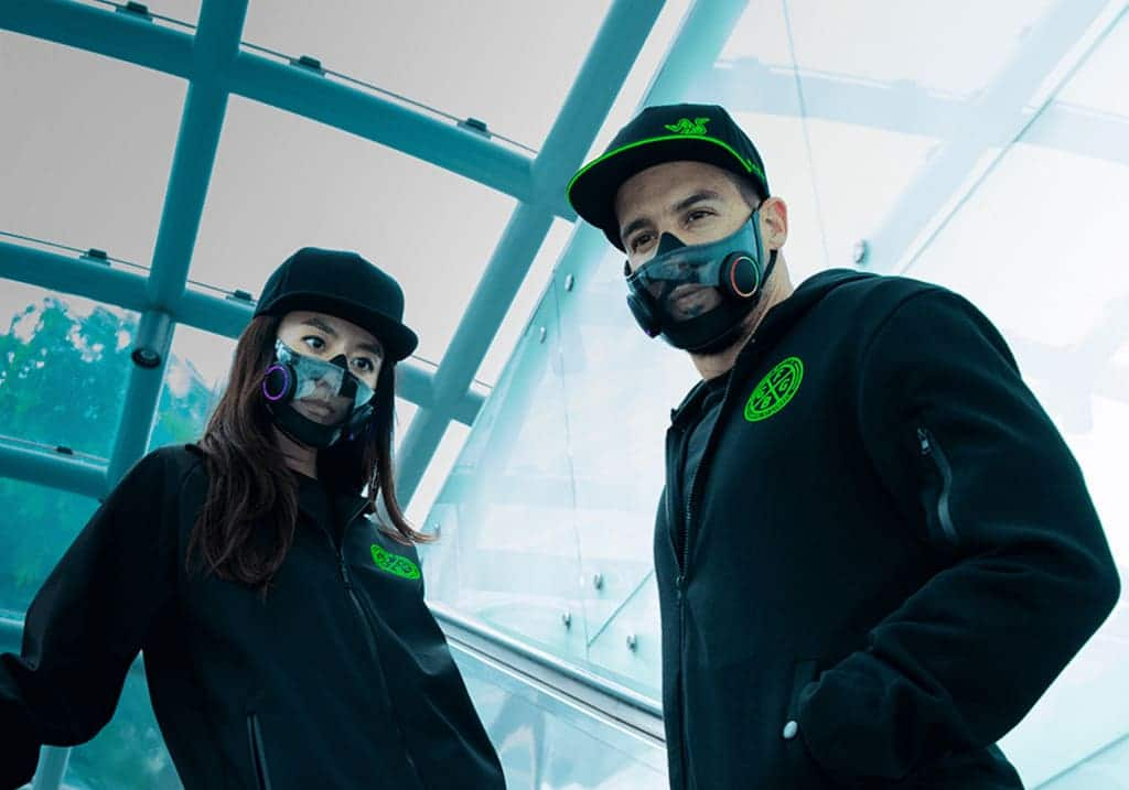 Project Hazel Atemschutz-Maske
