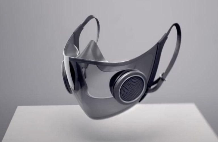 Die smarte RGB Atemschutz-Maske Project Hazel von Razer