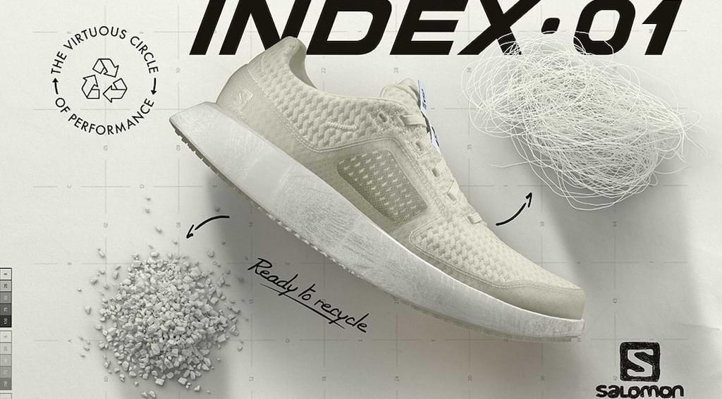 Salomon Index 01 Laufschuh und Sneaker