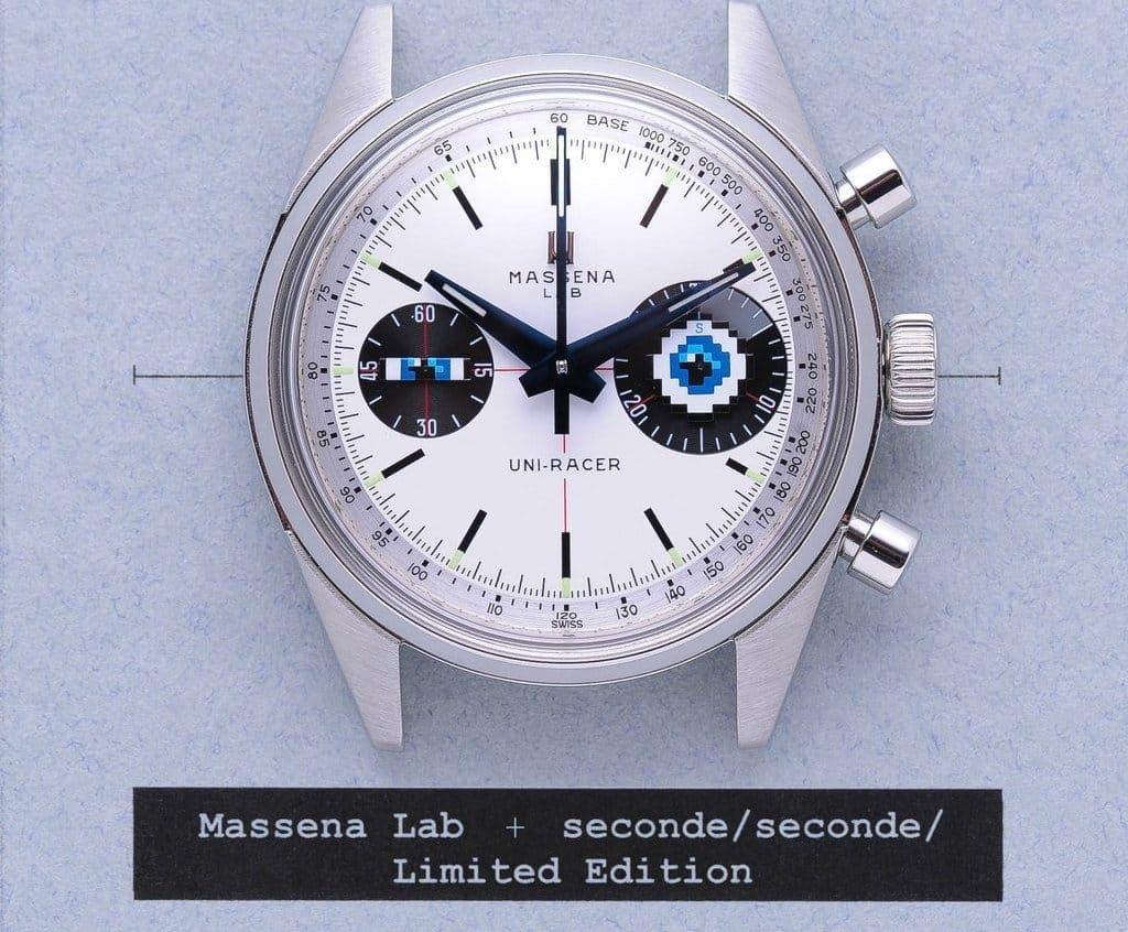 seconde/seconde - Massena Lab