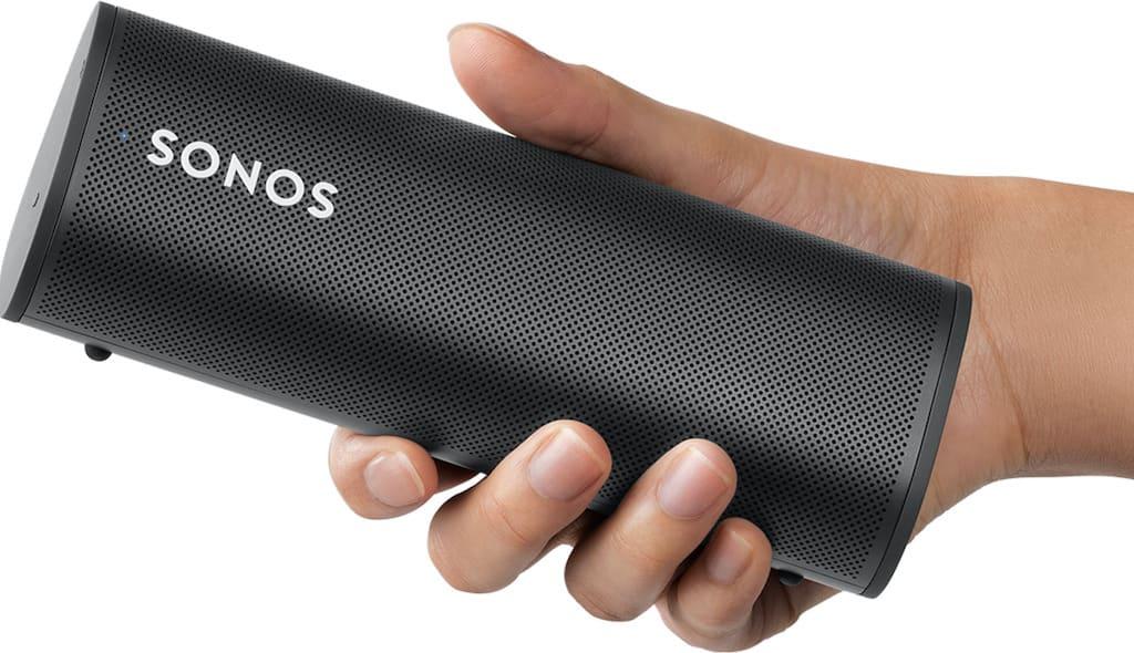 Sonos Roam - mobiler und wasserdichter Lautsprecher