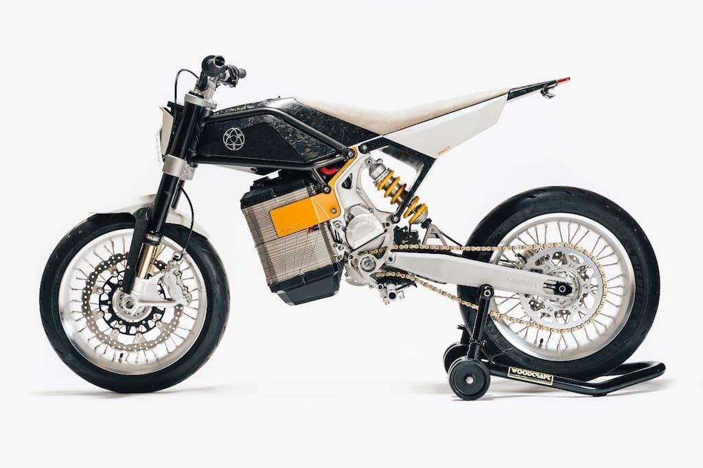 Walt Siegl WSM PACT Elektro-Motorrad