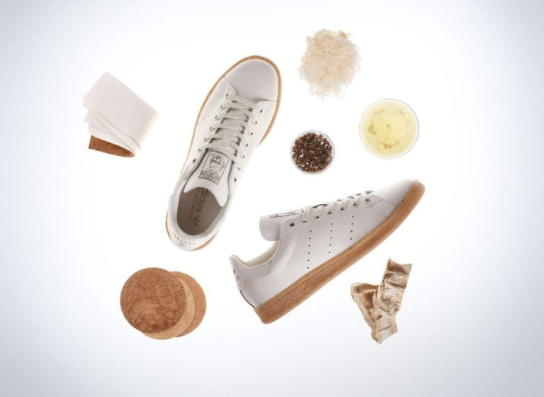 Adidas Pilz-Sneaker Stan Smith Mylo