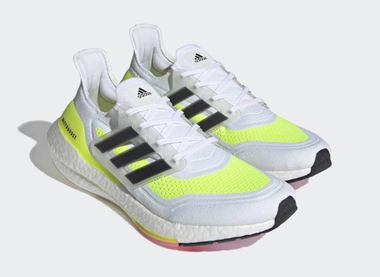 adidas Ultraboost 21 Laufschuh
