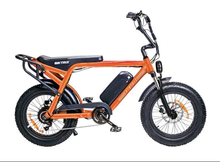 Biktrix Moto Elektro-Moped