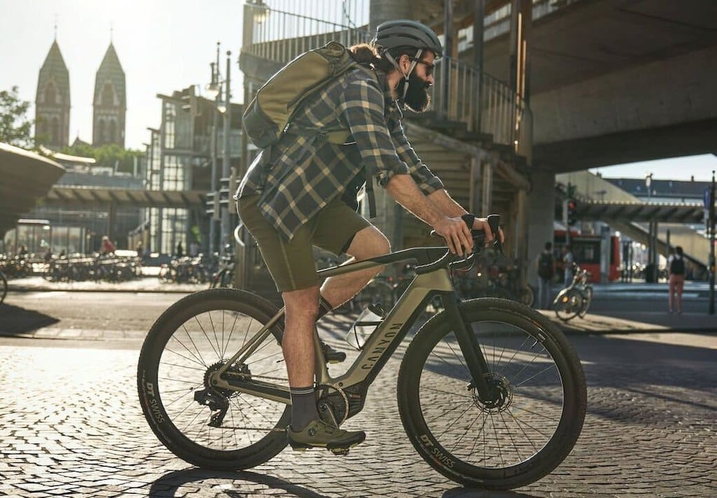 Canyon Grail:On Gravel E-Bike 2021