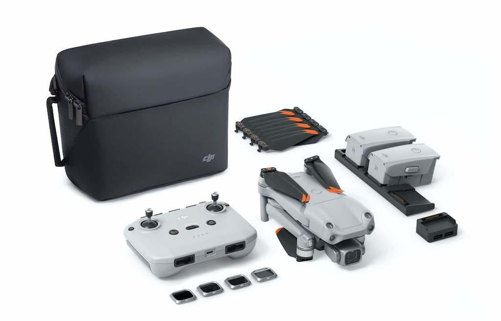 DJI Air S2 Drohne als Fly More Combo