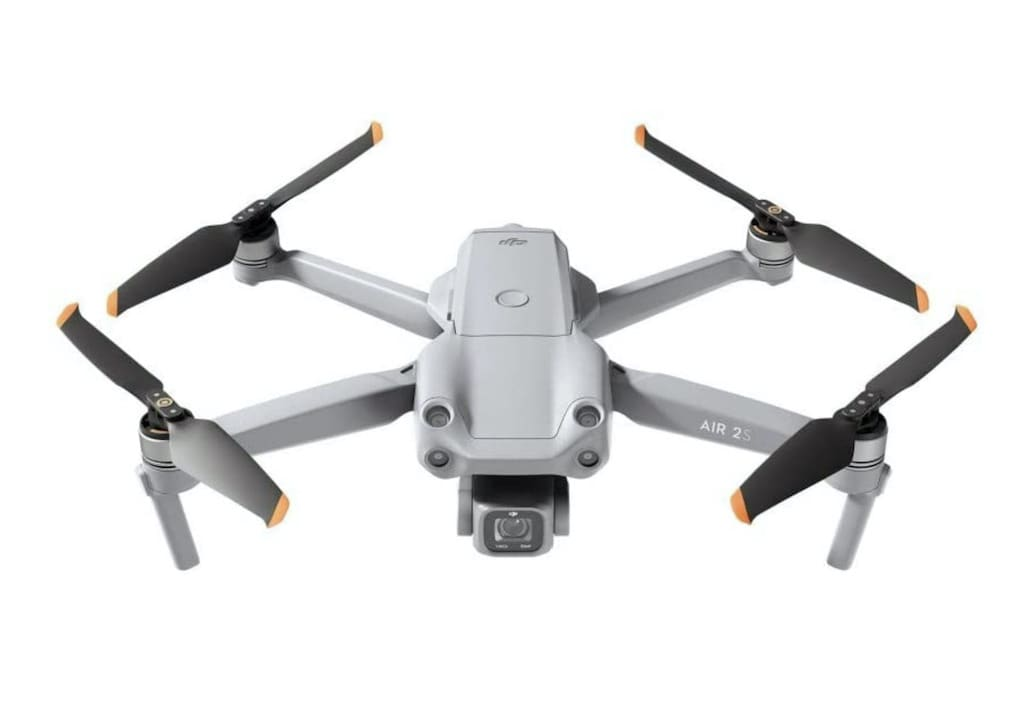 DJI Air S2 Drohnen-Quadkopter