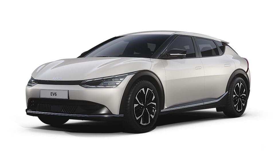 Der Elektro-SUV Kia EV6