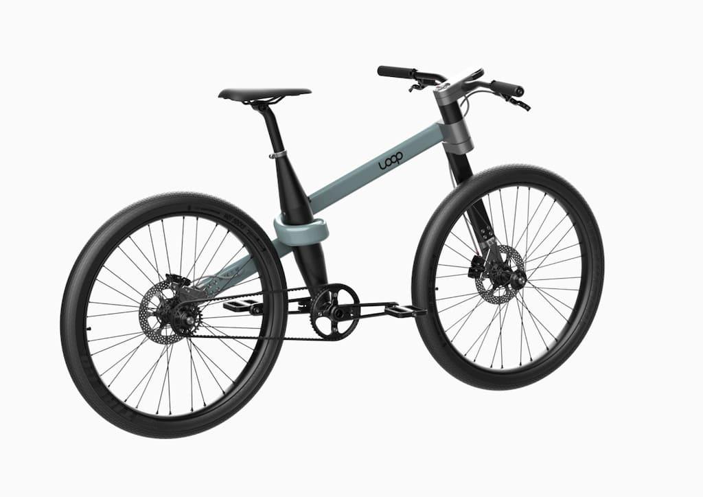 Loop Bike vom FRANCQ Design-Studio