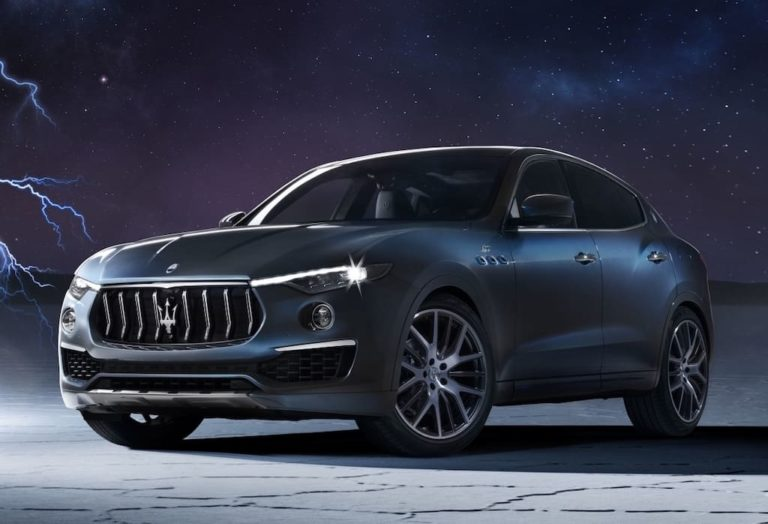 Maserati Levante Hybrid SUV 2021