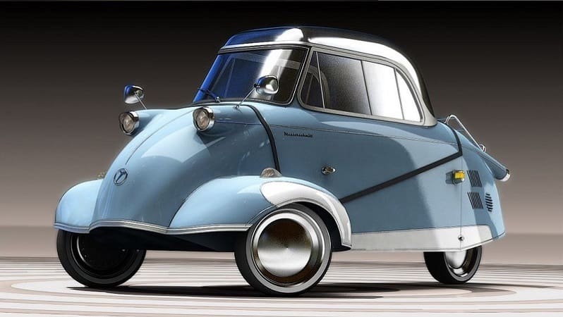 Messerschmitt KR-E-5000 Kabinenroller